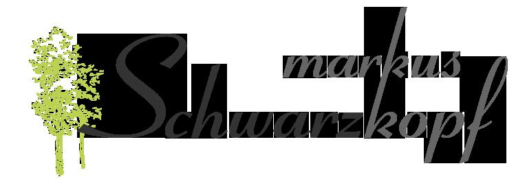 Logo des Garten- und Landschaftsbaubetriebes Markus Schwarzkopf aus Sailauf.