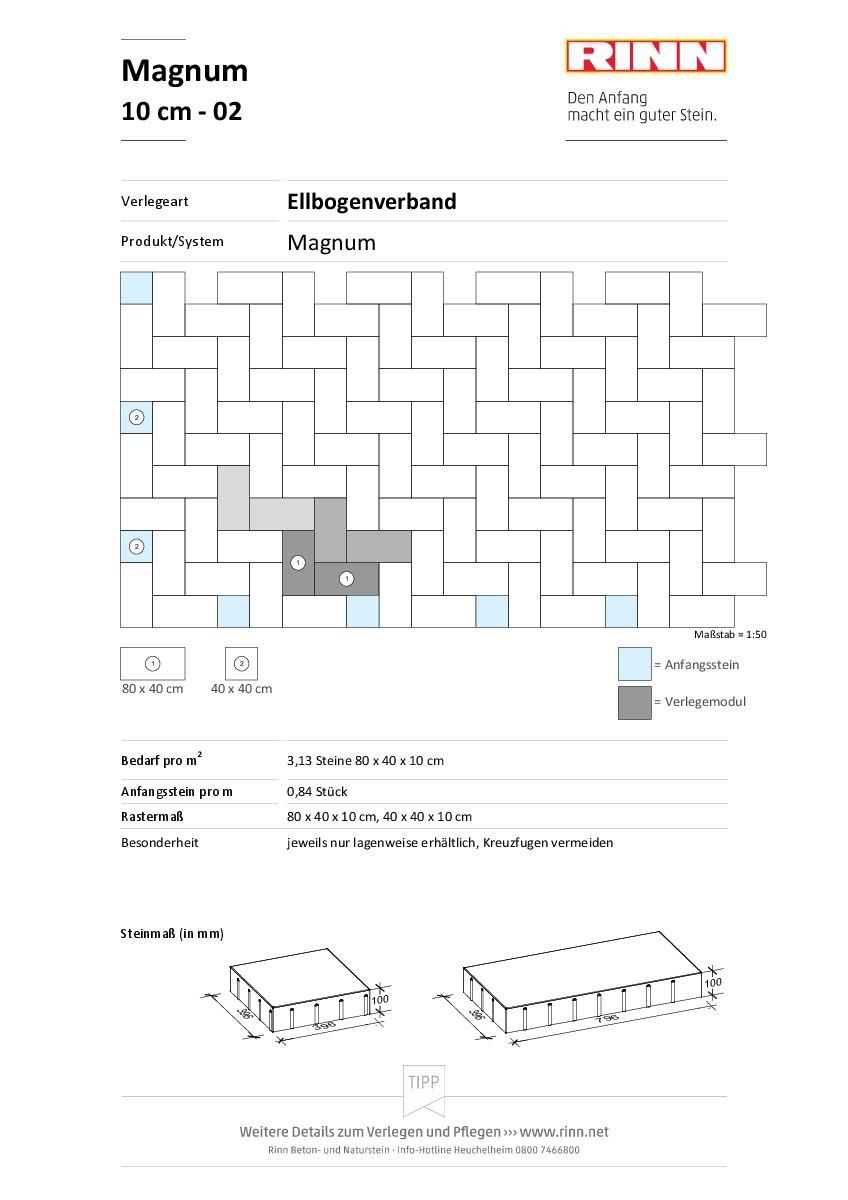 Magnum 10 cm|Ellbogenverband - 02
