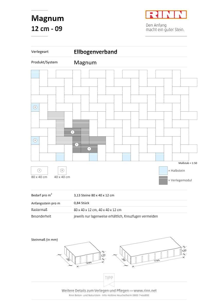 Magnum 12 cm|Ellbogenverband - 09
