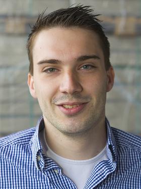Der Ausbildungsbeauftragte Jan Wolf der Firma Rinn.